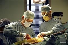 Behandeling op de operatiekamer